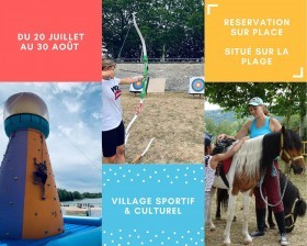 VILLAGE SPORTIF & CULTUREL