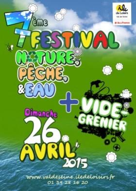 7ème festival de la nature, de la pêche et de l'eau