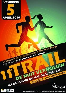 11ème Trail de Nuit Vernolien