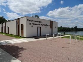 Ouverture du centre nautique de l'Étang de la Grosse Pierre