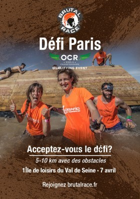 BRUTAL RACE - Course d'obstacles