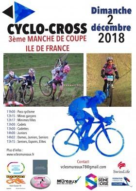 Cyclo cross des Mureaux