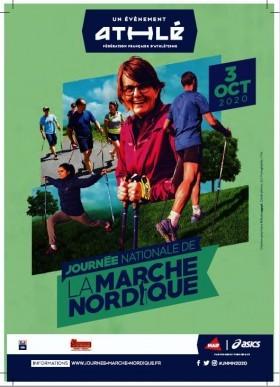 Journée nationale de la Marche nordique