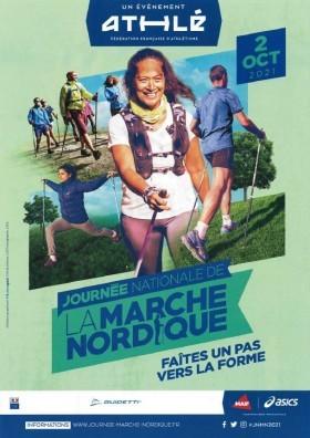 Journée nationale de Marche Nordique