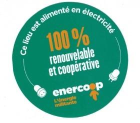 Energie 100% renouvelable et coopérative