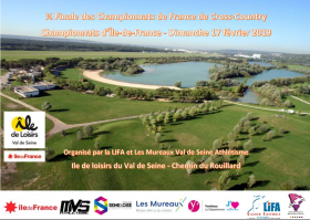 1/2 Finale des Championnats de France de Cross-Country