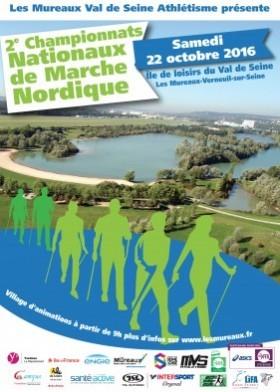 Championnats Nationaux de Marche Nordique