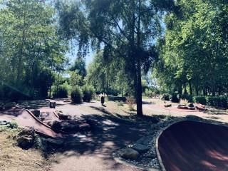 Île de loisirs du Val de Seine - Minigolf
