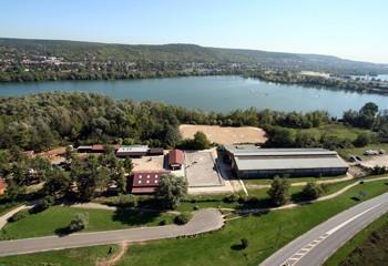 Île de loisirs du Val de Seine - Centre équestre