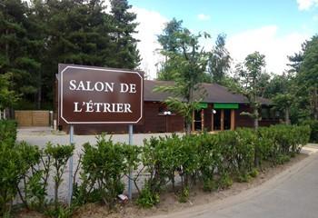 Île de loisirs du Val de Seine - Salon de l'Etrier