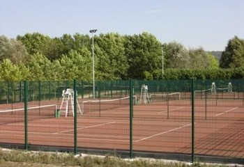 Île de loisirs du Val de Seine - Tennis